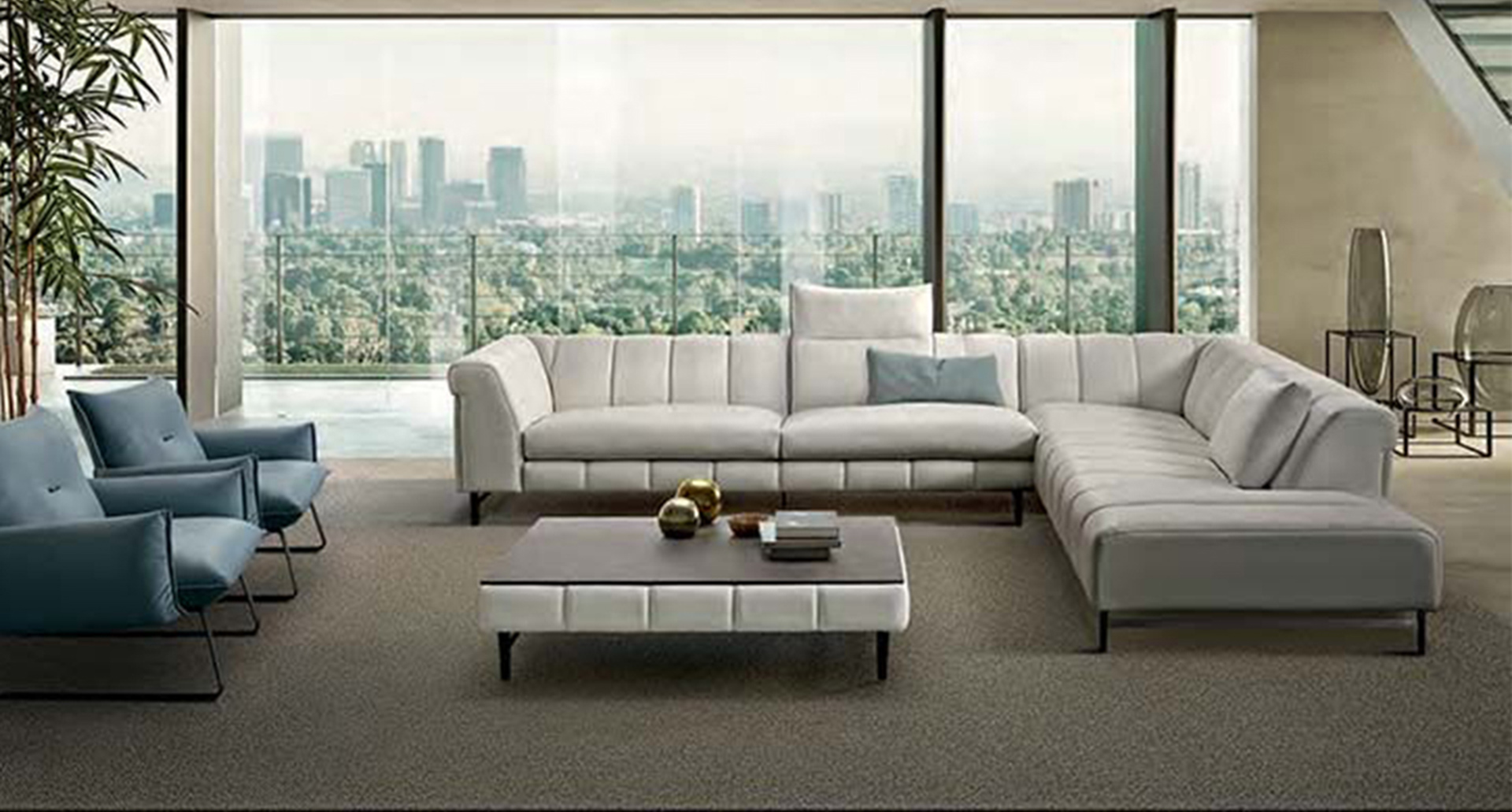 6 Sectional Sofas