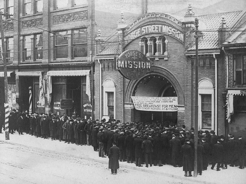 4 Times Toronto Withstood Historic Upheaval Great Depression