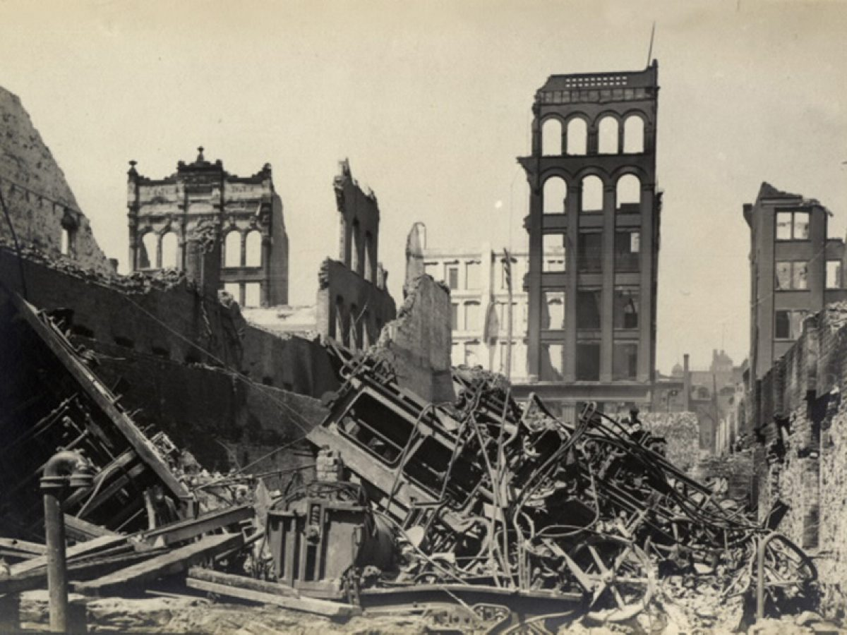 4 Times Toronto Withstood Historic Upheaval Great Fire