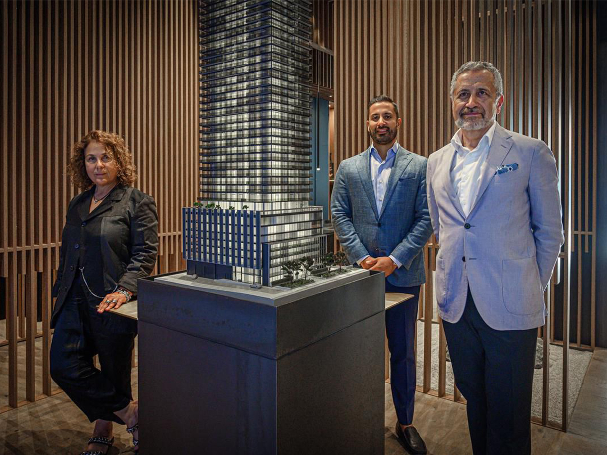 HOMES New condo 55C plans a sense of Zen for the fast-beating heart of the city at Yonge & Bloor