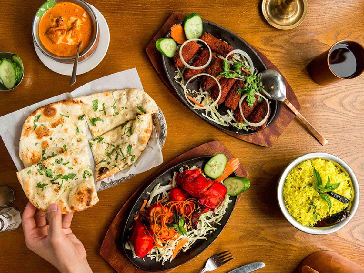 Food Delivery Near 55C Kothur Indian Cuisine